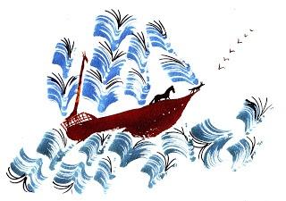 Itineroteca: il viaggio - Illustrazione di Alessandro Sanna