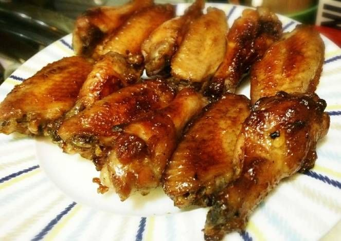 Resep Spicy Chicken Wings Ala Pizza Hut Oleh Mega Pusfhita Resep Resep Resep Makanan Sayap Ayam