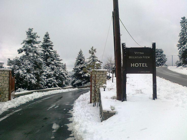 Vytina Mountain View  boutique hotel  .