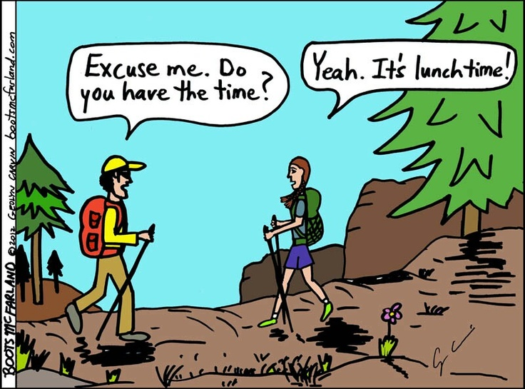 Hiking Jokes A Collection Of Ideas To Try About Outdoors