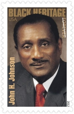 """Publishing pioneer John H. Johnson was the first black businessman to appear on the Forbes 400 in 1982. """"Failure is a word that I simply don't accept."""""""