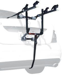 10. Allen Sports Deluxe 2-Bike Trunk Mount Rack