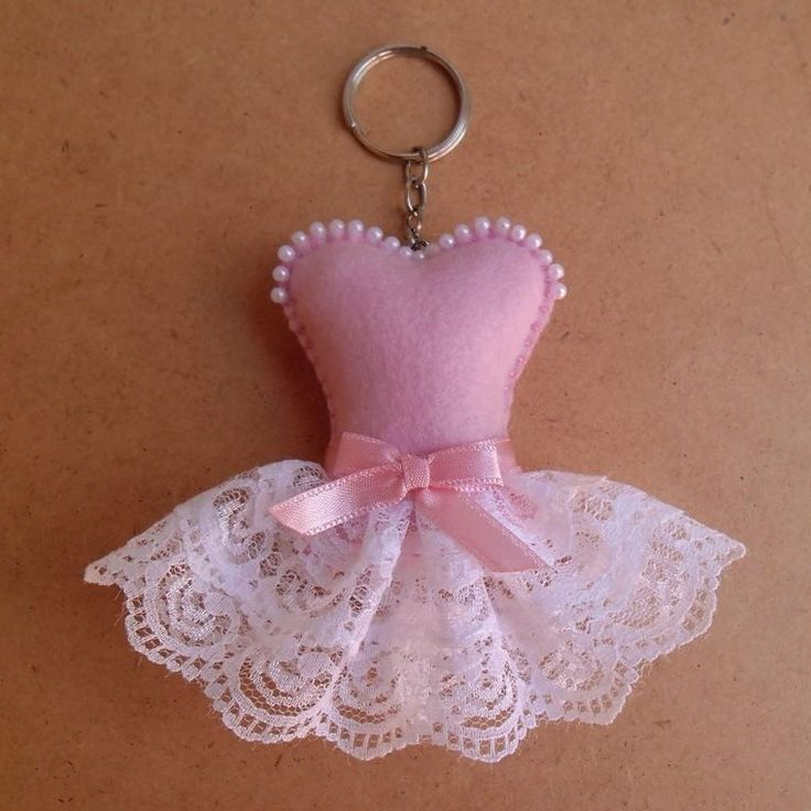 Would make a darling Christmas ornament for a special little ballerina!