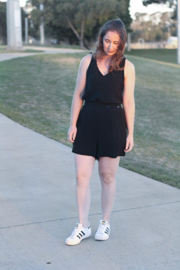 megan nielsen design diary: Matching sets and faux rompers