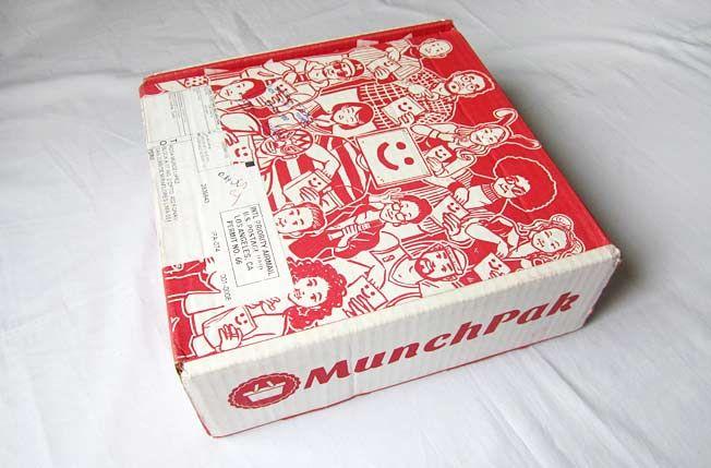 Urbanika Moda: Munchpack original caja de Suscripción Mensual de aperitivos y golosinas