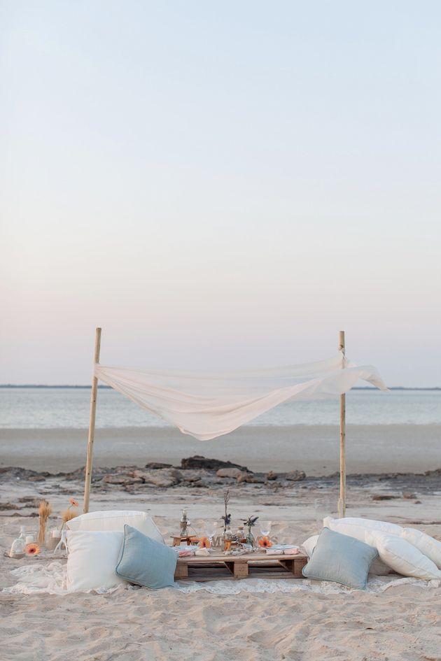 Take me there! Dreamy Desert Wedding Inspiration Shoot | Maria Sundin Photography