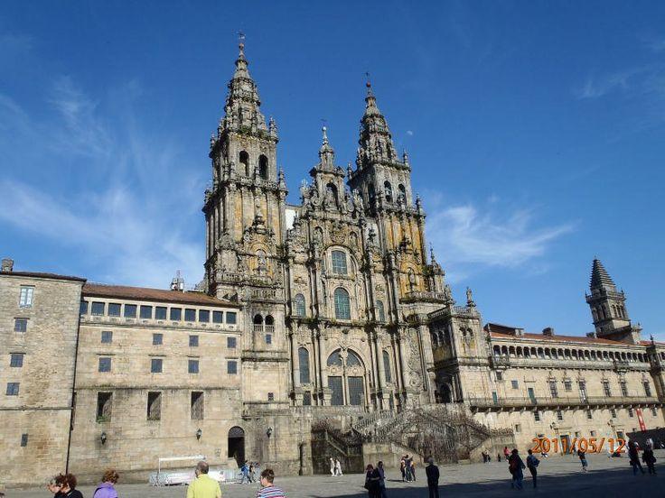 CAMINO DE SANTIAGO - The Spanish Pilgrims Trail Spain