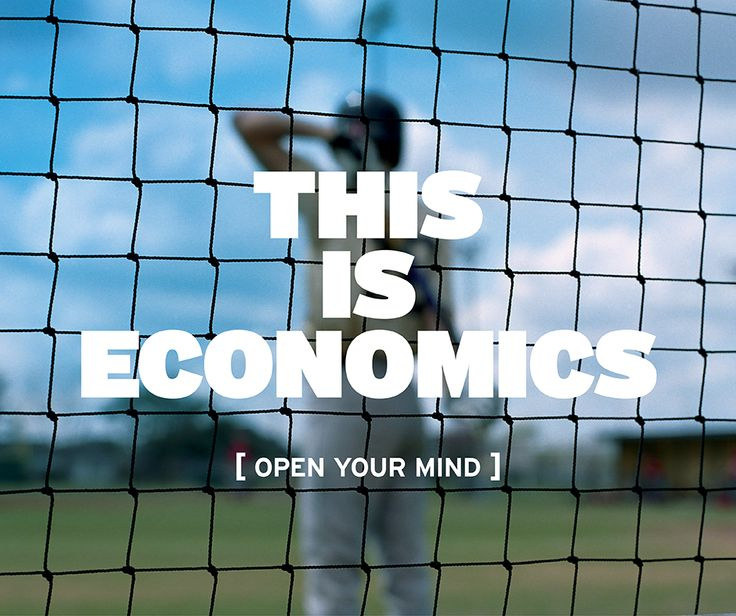 This is economics: York U's economics programs prepare you to solve complex economic problems, analyze business behavior and formulate effective strategies for companies, #baseball franchises and everything in between. Find out more at http://yorku.ca/openyourmind/program/economics. #OpenMindYU