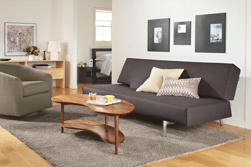 West Elm Sample Living Rooms