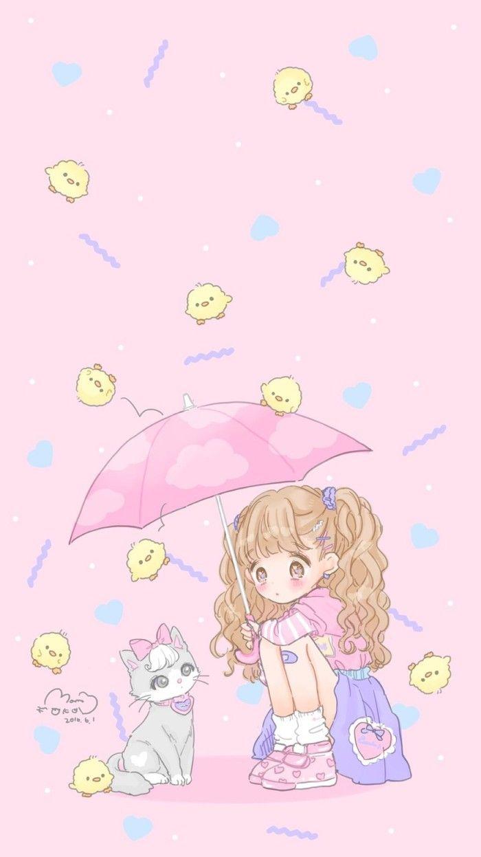 Pin by Sky on PINK. Kawaii wallpaper, Cute pastel