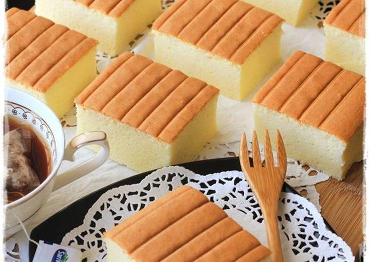 Ogura Cake Cheese Cottony Cake