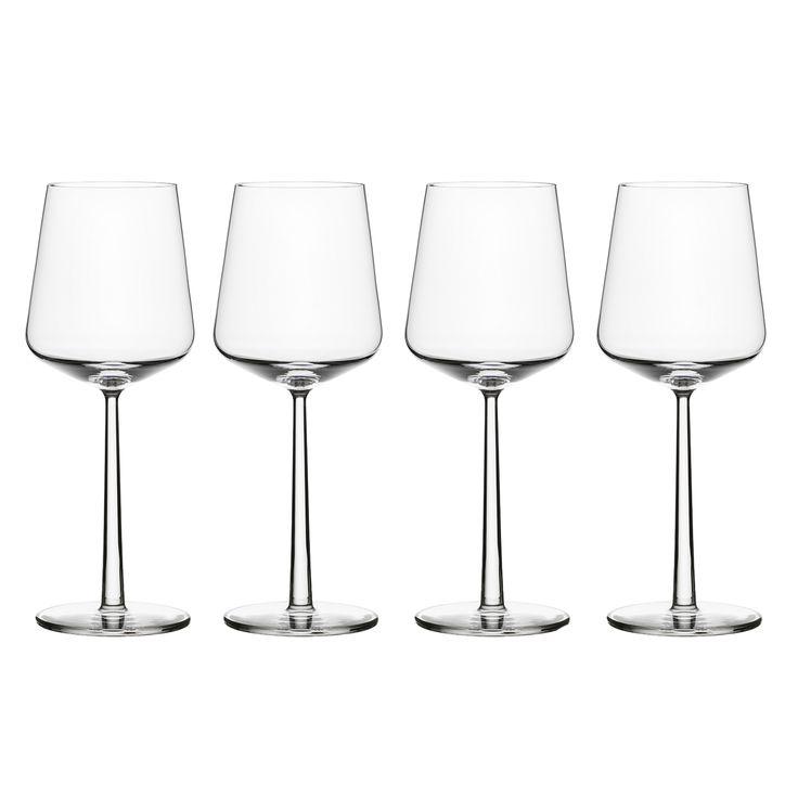 Essence Rödvinsglas 4-Pack 449 kr. - RoyalDesign.se