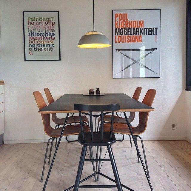 #ourhouse #danishdesign #arnejakobsen #interior
