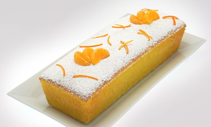 Cake agli agrumi