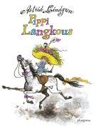 Om Pippi's verjaardag met de lezers te vieren is de jubileumuitgave verkrijgbaar voor de feestprijs van €12,50.Ook bij de boekhandels is het feest, zij versieren deze maand hun winkel voor dit geliefde personage.