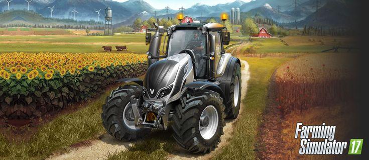 farming simulator 17 | Farming Simulator 17 – E3 CGI FS 2015 - Farming Simulator 2015 / 15 ...