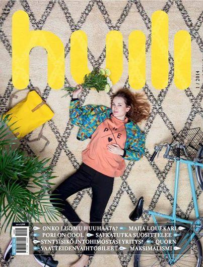Huili Magazine