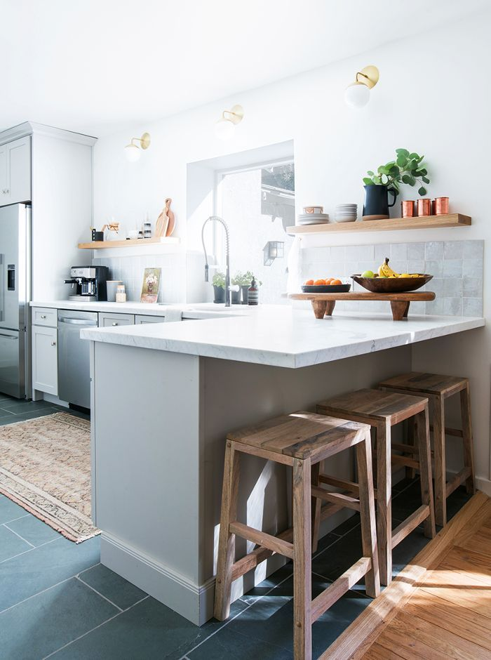 Don T Be Too Hard On Yourself How One Mom Navigates Work Life Balance Kitchen Layout Home Decor Kitchen Kitchen Design