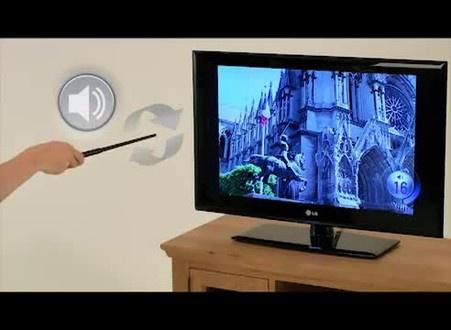 Kymera Magic Wand - Tryllestav som styrer TV, DVD-spiller m.m.!