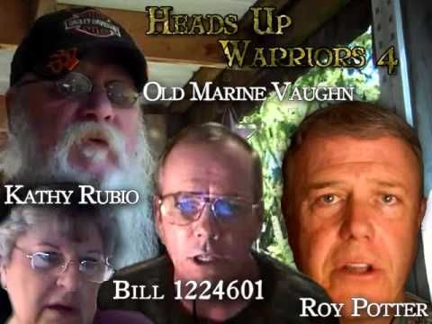 """Heads Up Warriors 8 - """"Bill? Dumbass... I don't know even where to begin with your dumb redneck ass anymore, and that crazy dumbass Kathy... You spew garbage out of your mouth every minute of the day... But the tax payers are paying for it and always on everyone else's dime... Right dumbass? By the way... How are the online donations going from PayPal? Get a job!"""""""
