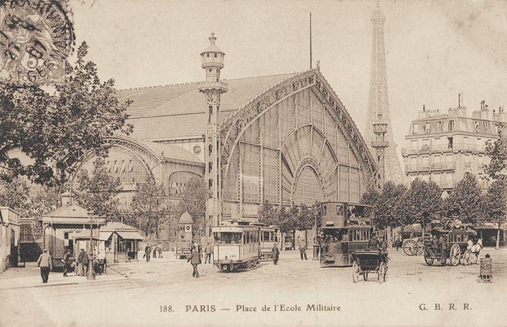 place de l'Ecole-Militaire - Paris 7ème