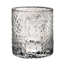 Kim Seybert Crocodile Double Old Fashioned Glass