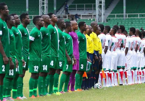 BREAKING: NFF cancels Nigeria, Burkina Faso friendly     The Super Eagles' second international friendly against Burkina Faso in London on Monday, has been called off after seven players in the Burkinabe contingent failed to secure entry visas into the United Kingdom.  The chairman of the NFF Technical and Development Committee, Chris Green,.... >>> See More >>>http://www.vintageinfo.com.ng/2017/03/25/breaking-nff-cancels-nigeria-burkina-faso-friendly/