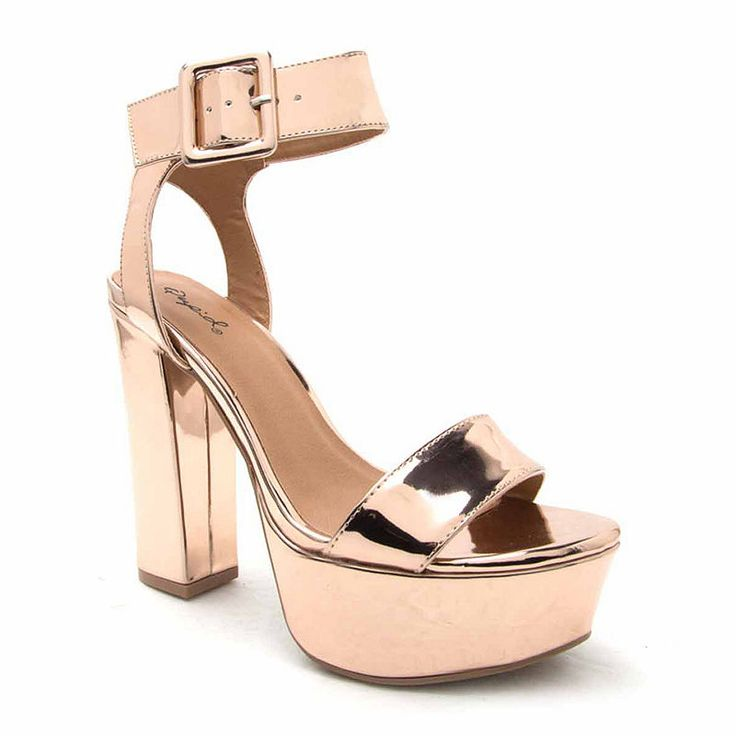 Womens High Heels Shiekh Mirabel 01 Sandals Heels Brilliant