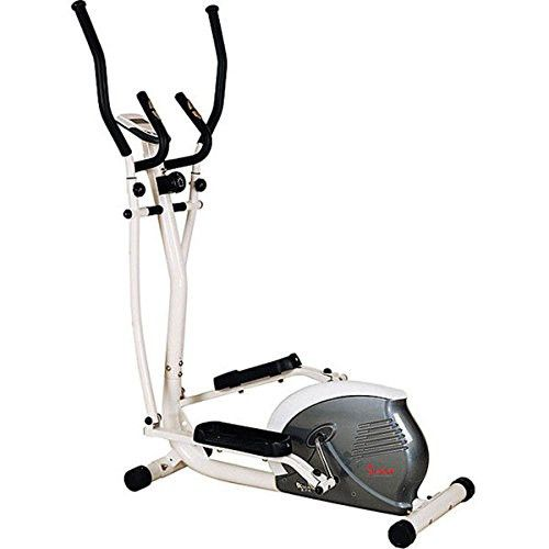 Sunny SF-E906 Magnetic Elliptical Trainer Grey, Features an eight-level magnetic resistance system