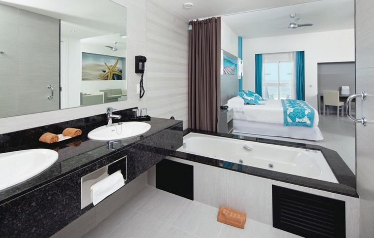 Open concept rooms at Riu Playa Blanca -All Inclusive Hotel in Panama - Riu Hotels & Resorts.