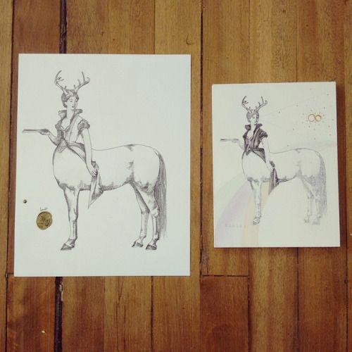 """De la serie """" Original Vs Copia , """" Me tienes en la mira pero yo no te veo por ninguna parte """" """" El original y la copia 000001 #art #illustration #Himallineishon #drawing #horse"""