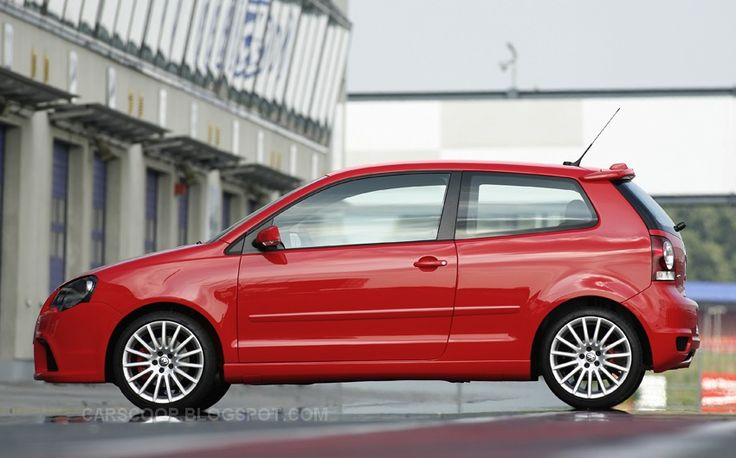VW Polo GTi Cup Edition