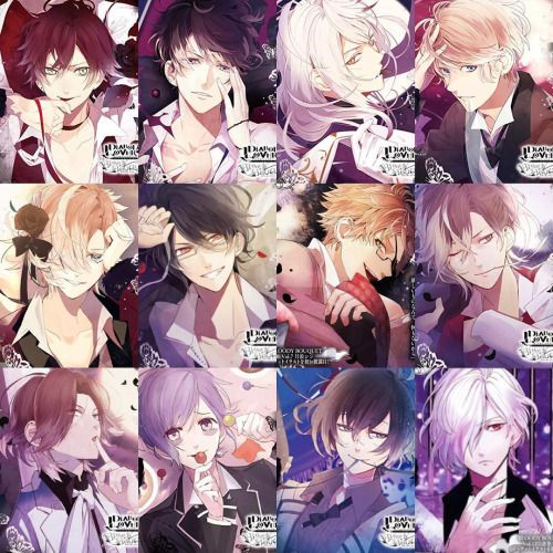 Diabolik Lovers - Diabolik Lovers Photo (39591651) - Fanpop
