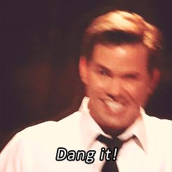 ... gif gif by me Bom i believe Andrew Rannells the book of mormon 1000club the tony