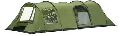 Vango Icarus 500 Front Enclosed Canopy - 2012 |  our tent! :D