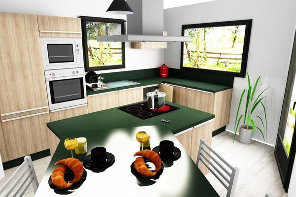 17 best images about cuisine en bois on pinterest style chalets and du bois