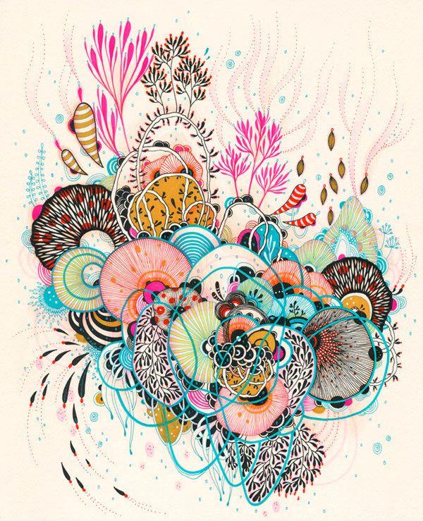 art by Yellena James