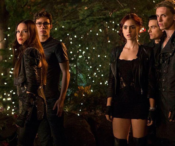 Cazadores de sombras: la nueva saga juvenil llega al cine