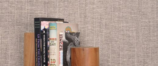 Innovations Wallcovering Inc. introduces Lille wallcovering at NeoCon 2014.