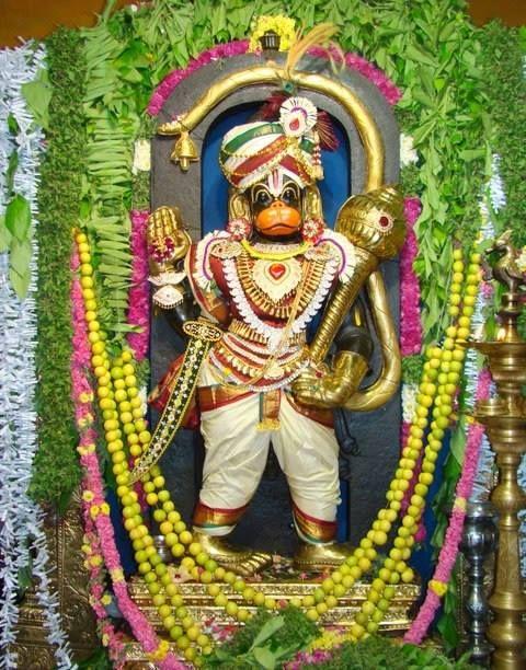 Anjaneyar Temple Peelamedu Coimbatore - TemplePurohit.com     ॐ हनमत नम    - http://ift.tt/1HQJd81