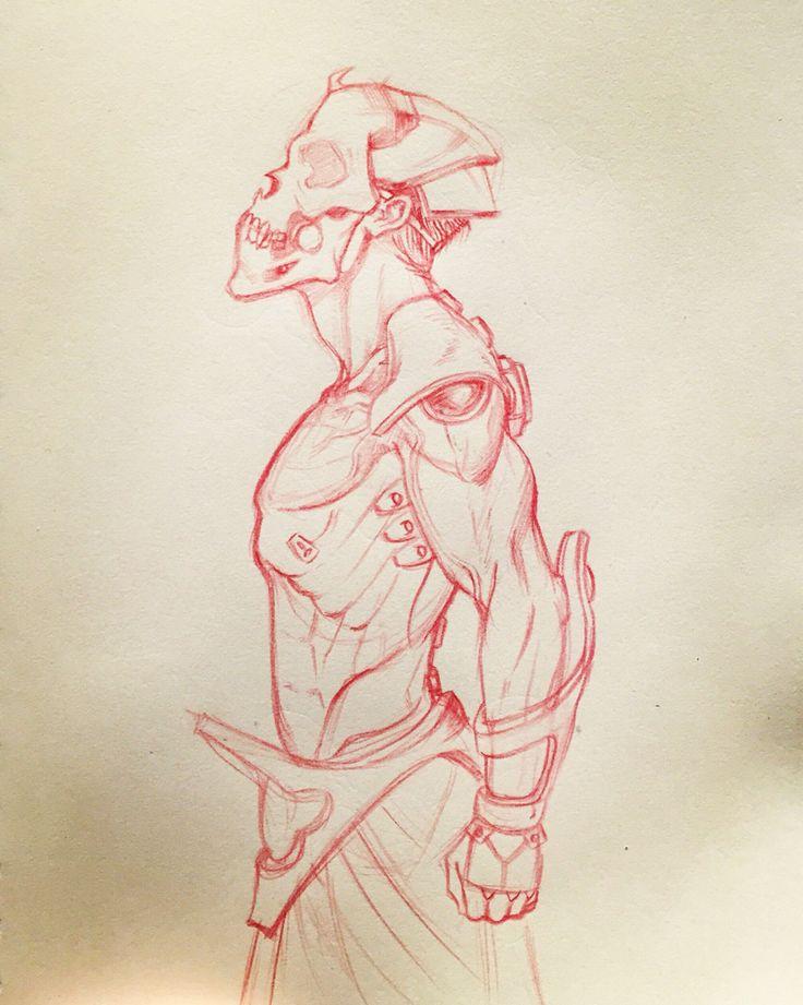 드로잉 낙서 doodle drawing
