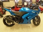 Check out this 2010 Kawasaki Ninja 250R listing in Iron Station, NC 28080 on Cycletrader.com. This Motorcycle listing was last updated on 02-May-2013. It is a Sportbike Motorcycle weighs 375 lbs has a 0 4-stroke, DOHC, parallel twin engine and is for sale at $3499.