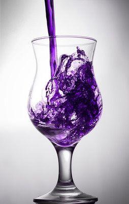 #Purple Punch Recipe ~ cranberry juice, frozen grape juice, pineapple juice, sugar, water, Sprite.