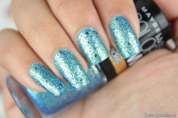 maybelline color show brocades nagellak