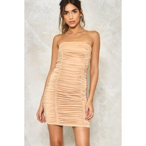 17 Best ideas about Beige Mini Dresses on Pinterest | Apple prom ...