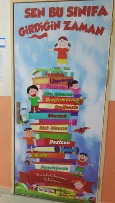 Sınıf kapımız :)