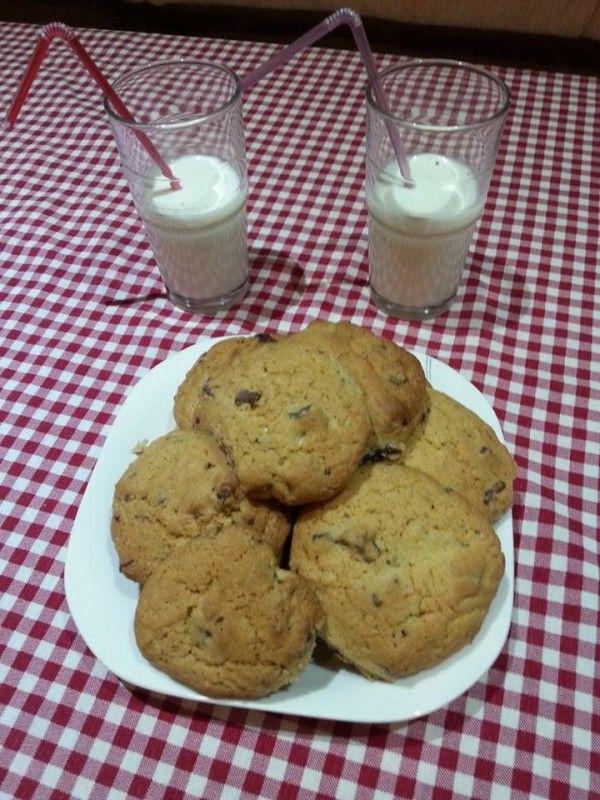 Moje Wypieki | Chocolate chip cookies