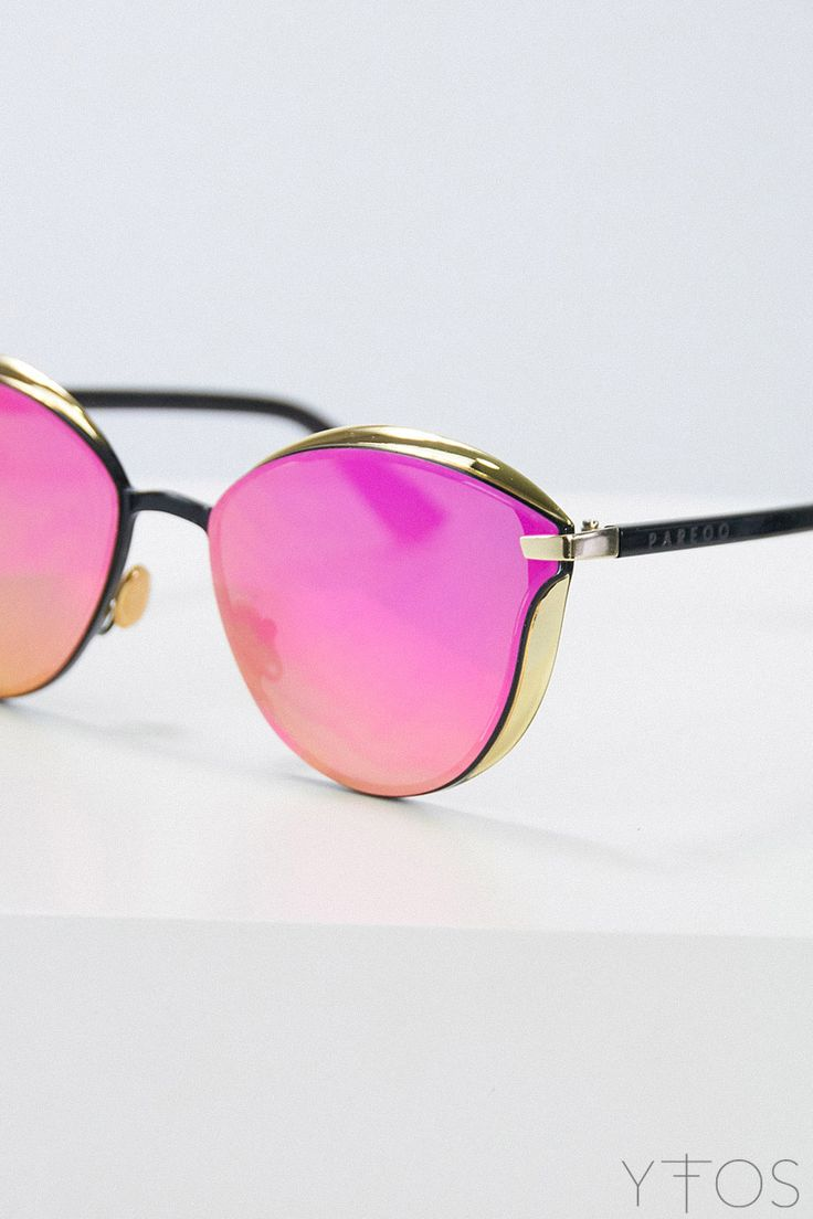 Yfos Online Shop | Accessories | Sunglasses | Round Frame Sunglasses by Pareoo