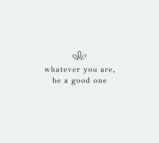 Simple y sabio.