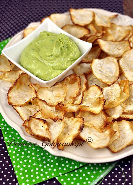 Chipsy z selera
